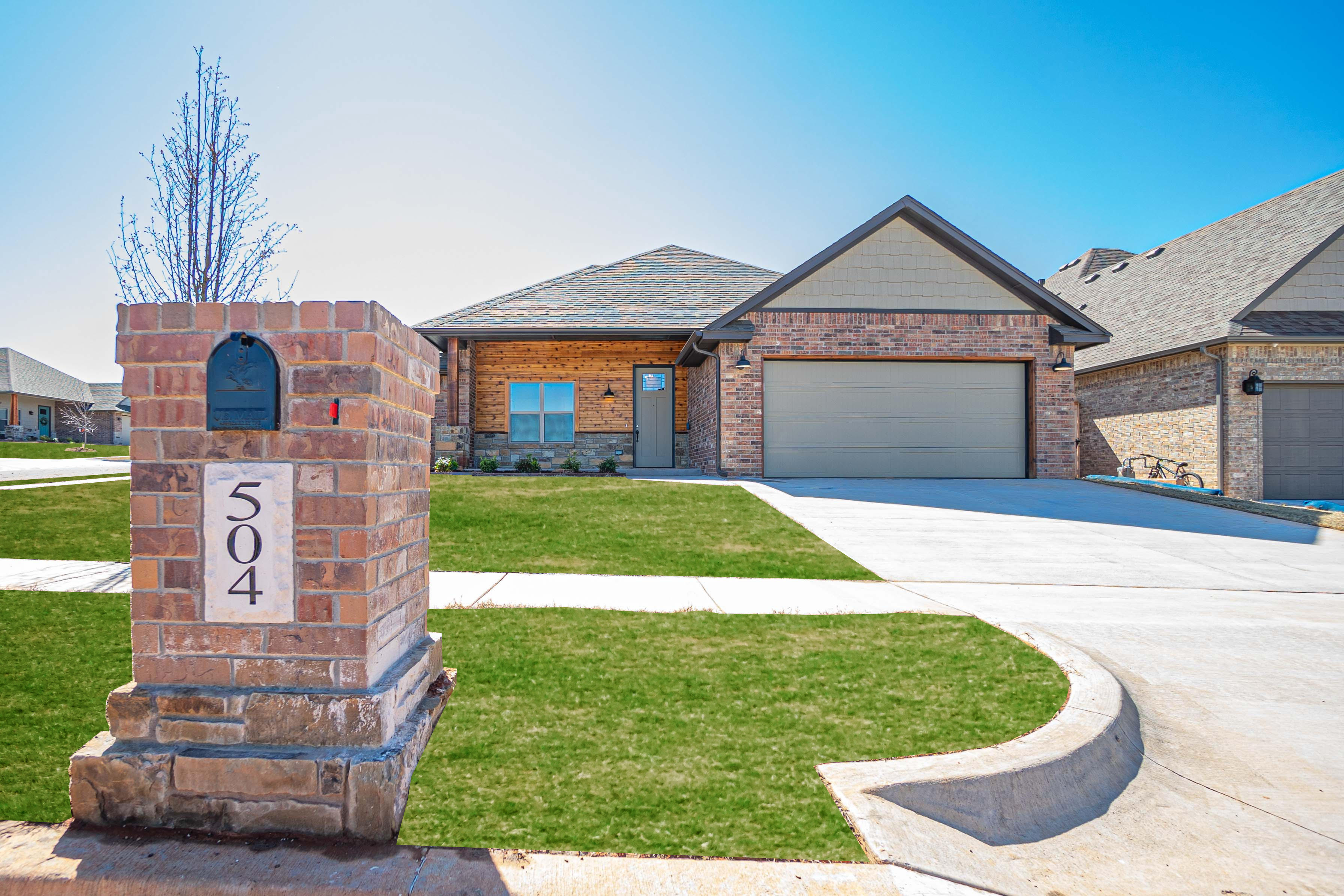 Home Armstrong Homes Norman Ok
